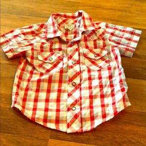 Old Navy Shirts & Tops - 12-18 month boys button down